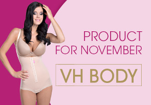 Featured product for November is VH body variant
